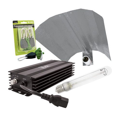 600w Electronic Ballast Kit and Rope Ratchets