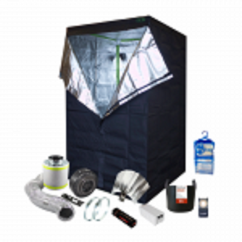 120 X 120 X 200CM BASIC TENT KIT