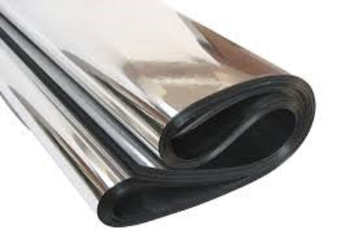 Easy Grow Reflective Mylar Foil Silver White Economy (10mx1,25m)