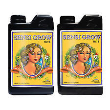 Advanced Nutrients Sensi Grow A+B 1lt