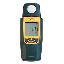 LIGHT METERS - ETI 8051 Light Meter