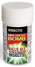 24 X Bedbug killer smoke GEN fumers flies ants fleas mite moths insecto mini
