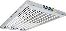 HYDROPONIC LIGHTWAVE T5 4FT 8 TUBE PROPAGATION FLUORESCENT GROW LIGHT CFL LOW EN