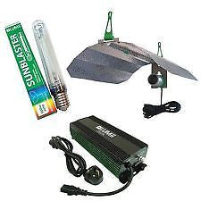 600w GROW LIGHT KIT- LUMI DIMMABLE DIGITAL BALLAST + SUNBLASTER HPS LAMP