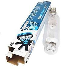 ****PowerPlant SuperVeg 600W MH Bulb Metal Halide Hydroponic Grow Hydro****