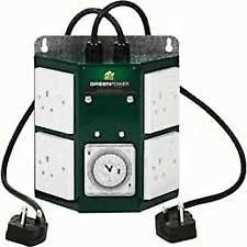 GREEN POWER 4 WAY TIMER PROFESSIONAL CONTACTOR
