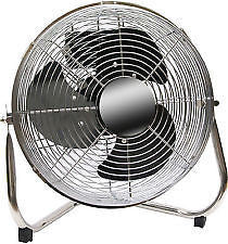 "16"" RAM METAL FLOOR FAN AND AIR CIRCULATOR 3 SPEED"