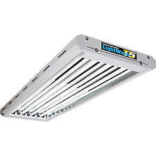 T5 LIGHTWAVE 4 TUBE 4 FOOT GROW LIGHT PROPAGATOR CFL FOR GROW TENTS HYDROPONIC