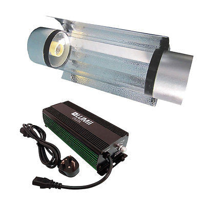 "1000w Lumii Digital Ballast dimmable  and 8""AERO TUBE"