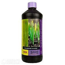 Atami Bcuzz Soil Nutrition A+B 1LITRE, Hydroponoics Nutrients,Grow Supplements