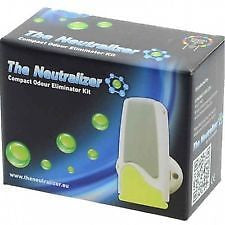 THE NEUTRALISER Aromastar Compact Odour Eliminator Kit