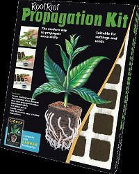 Root Riot Propagation Kit for your clones