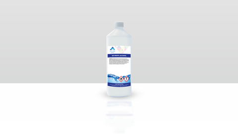 Isopropyl Alcohol Azure Isopropanol Solvent IPA 99.9% Cleaner NON-RECLAIMED- 1l