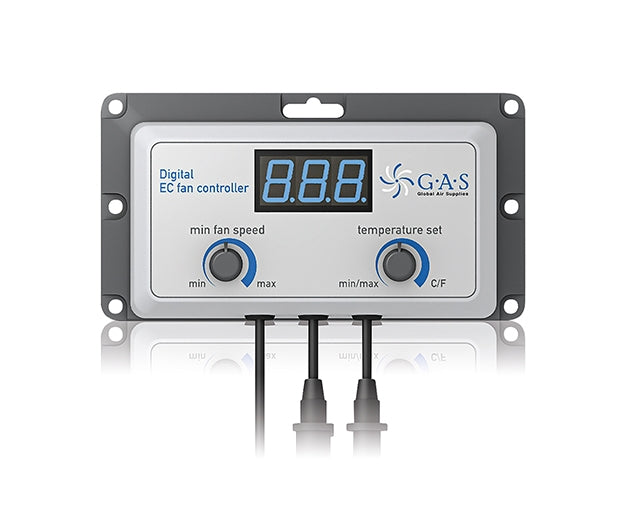 G.A.S EC Temperature Speed Controller