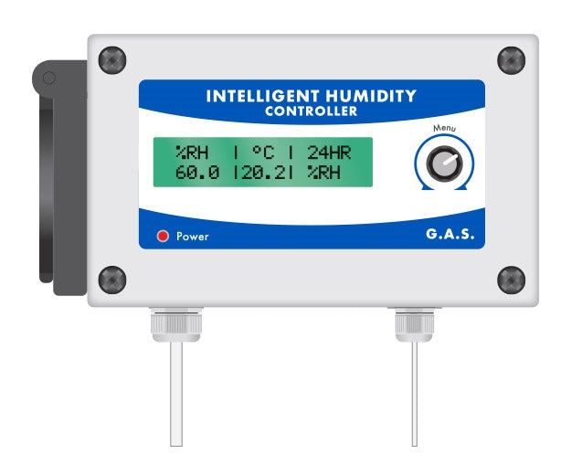 gas Intelligent Humidity Controller hydroponics