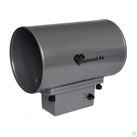 The Diamond air ozone generator 160mm