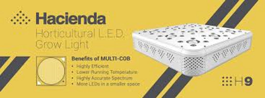 LED Grow Lights Hacienda H-9