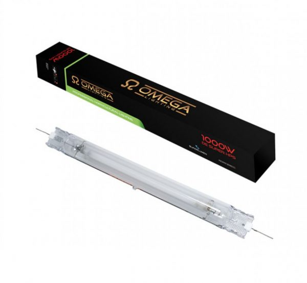 Omega 1000W Double Ended Dual Spectrum Lamp