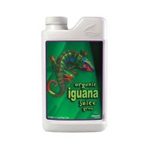 Advanced Nutrients Iguana Juice Grow 1ltr Organic One Part Nutrient
