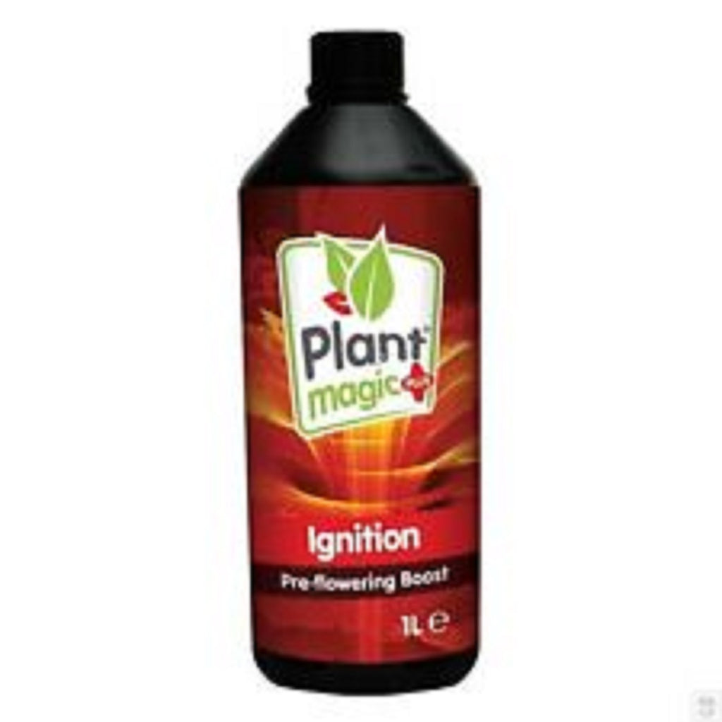 1l Plant Magic Bud Ignition Early Pre Flowering Bloom Booster Potent Stimulator
