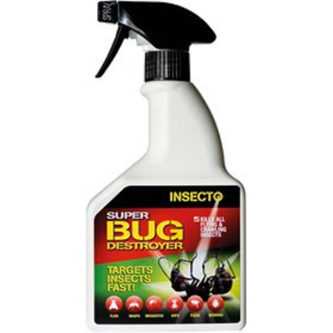 Insecto Super Bed Bug Destroyer Spray Gun - 500ml