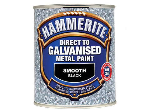 Hammerite Black Paint