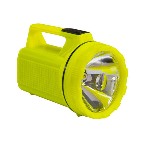 200 Lumen LED High Viz Yellow Floating Lantern