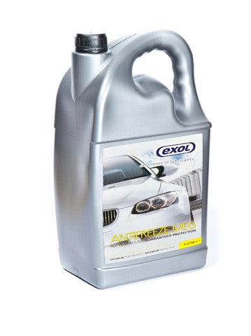 Exol 5L Anti Freeze form Lapwing
