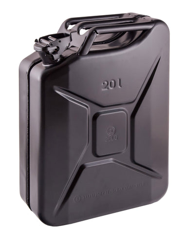 20 Litre Jerry Can - Black