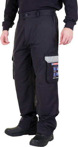 "ARC Navy Cargo Trouser 30"" - 42"""