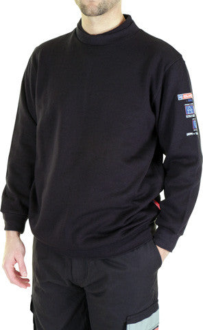 ARC Navy Sweatshirt M-3XL