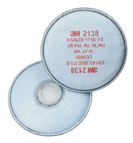 3M 2138 replacement filters