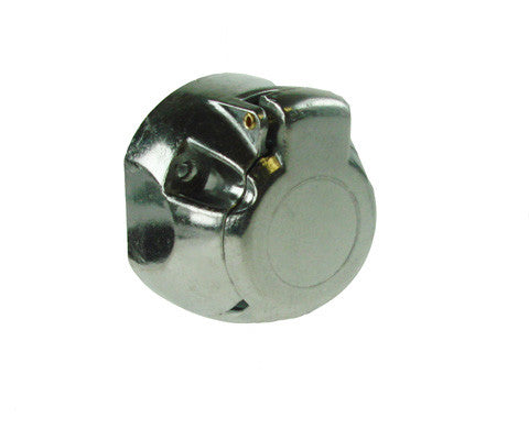 Trailer 12N 7 Pin Aluminium Socket
