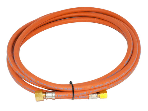 5M Gas Hose complete with fittings
