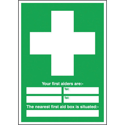 safety-signs-your-first-aiders-are