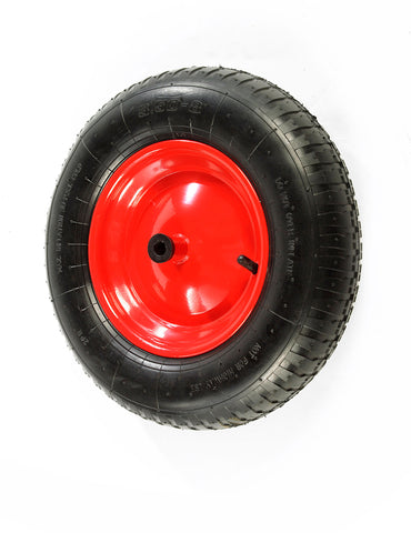 pneumatic wheelbarow wheel for Haemmerlin barrows