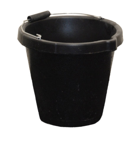 Rubber 3 Gallon Bucket