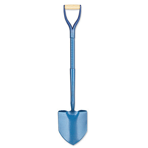 All Steel General Service Treaded Spade