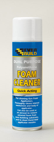 Expanding Foam Cleaner 500ml