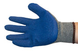 Platinum Knitted Latex Coated Glove