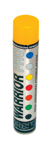 Warrior Pro Linemarker Paint 750ml