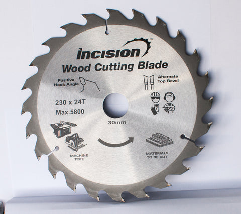 Incision Pro Grade Carbide Tipped Saw Blade - 83CSB23530