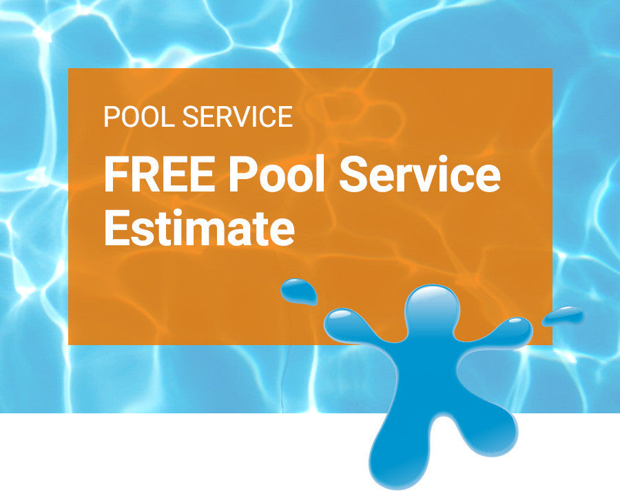 FREE Pool Service Estimate
