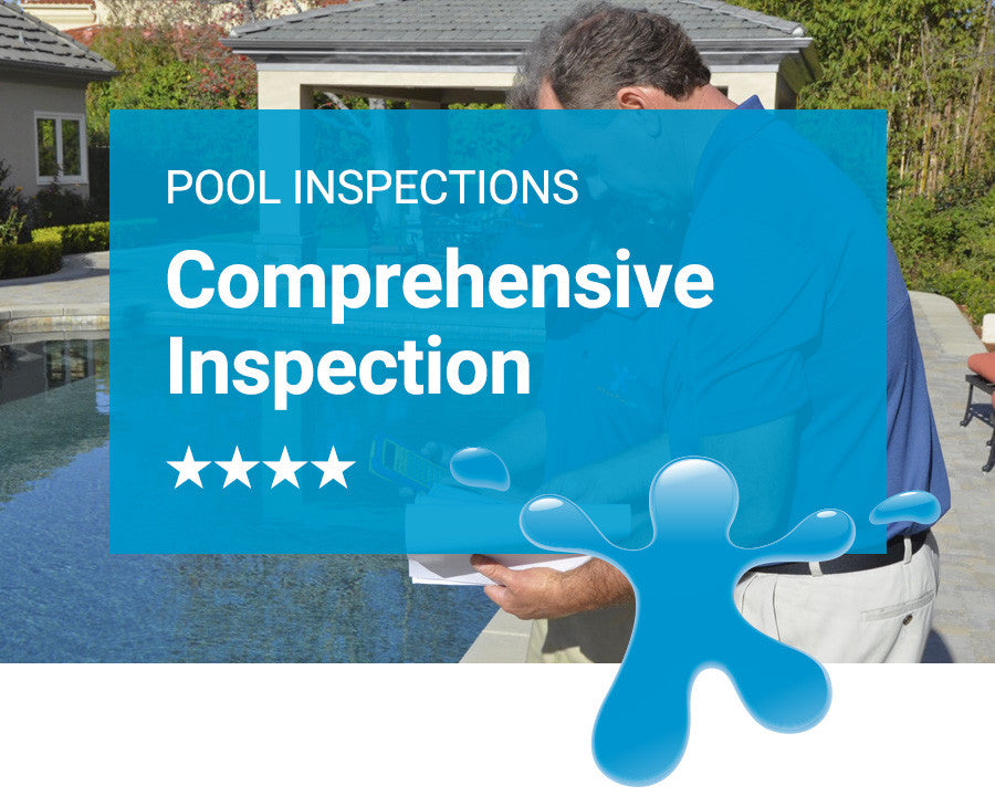 Comprehensive Pool Inspection