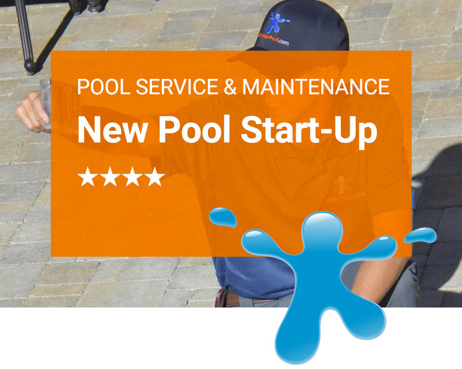 New Pool Start-Up One Time Service
