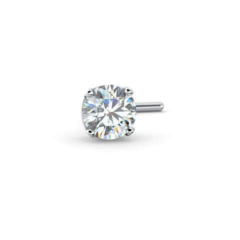 3mm Diamond Nose Stud