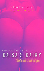 Daisa'a Diary- A Short Story by ParKer Bryant