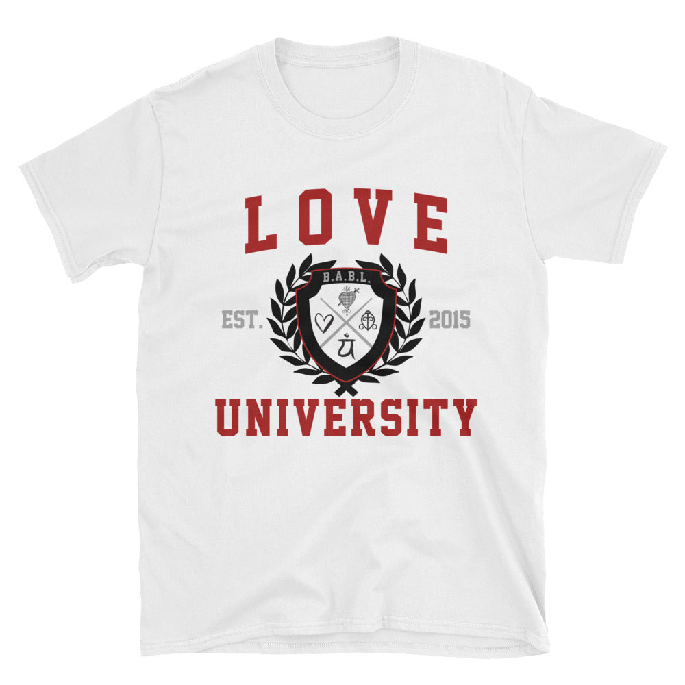 Love University (Being A Better Lover)