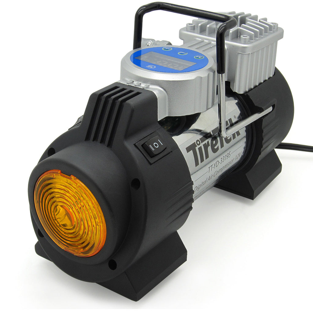 Power-Pro Portable Tire Inflator Pump - 180w product image