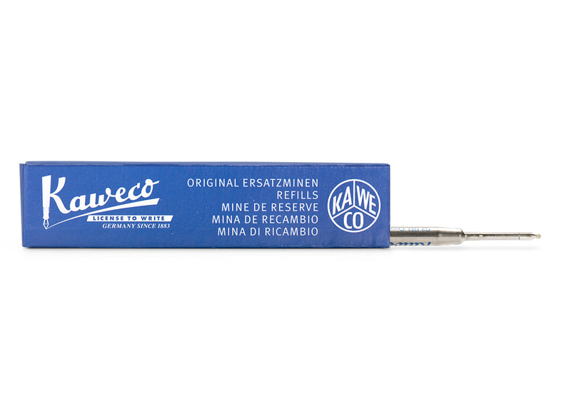 Kaweco G2 Rollerball Refill 0.7mm - Blue - Burrows and Hare